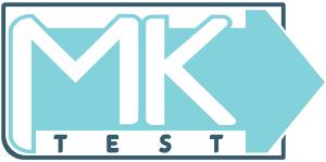 MK Test Logo