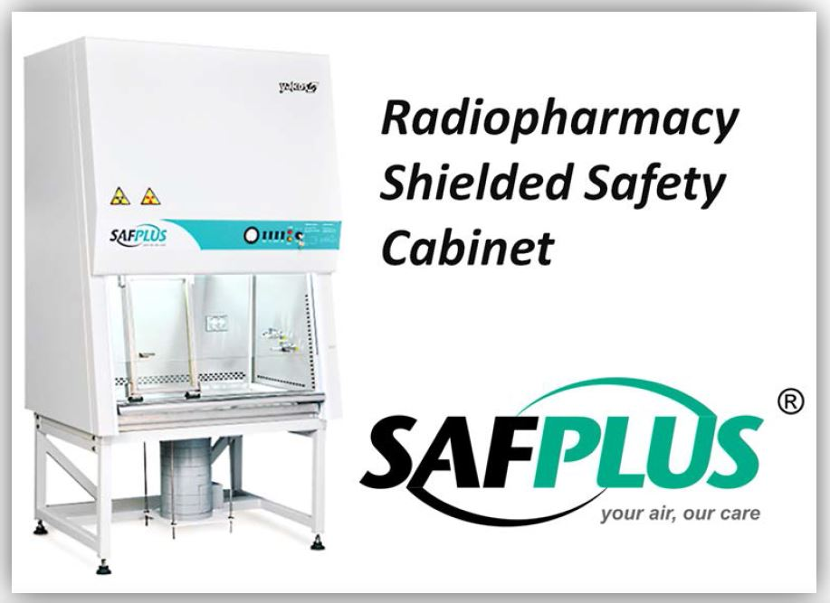 Komora Laminarna – Radiopharmacy Shielded Safety Cabinet