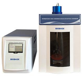 Ultradźwiękowy przerywacz komórek Biobase serii UCD