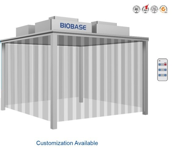 MOBILNY CLEANROOM – Clean Booth