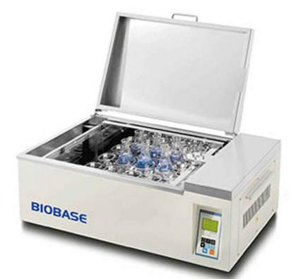 Termostatyczna podłogowa łaźnia wodna z wytrząsaniem Biobase SWB-110X48