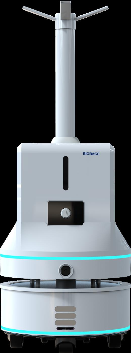 Autonomiczny Dron Dezynfekujący. Model  BKS-Y-800